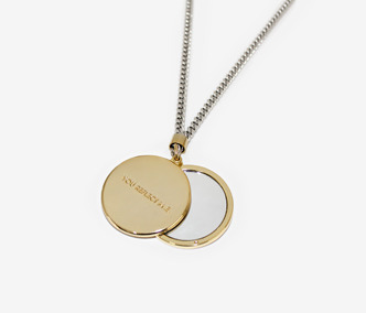 You Reflect Me Necklace