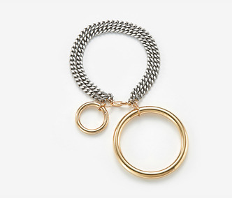 [Monday Edition] Two Circles Bracelet (40%off)