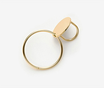 Structural Circles Ring