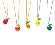 me tropical necklace (5 colors) 먼데이에디션 유주얼엠이