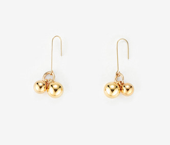 [Monday Edition] Dropped Bells Earrings