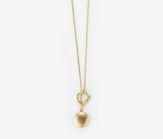 [Monday Edition] Loket Long Necklace (30%off)