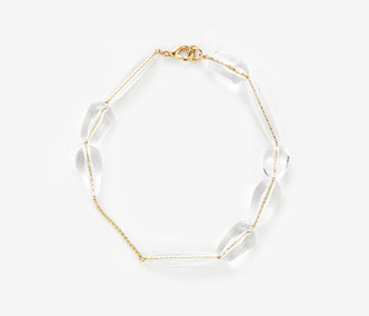 Various Shape of Acrylic Choker