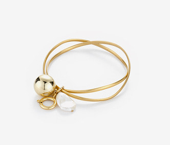 [Monday Edition] Wave Bangle (20%off)