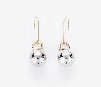 [Monday Edition] Dropped Bold Bell Earrings