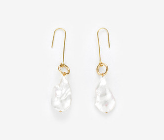 [Monday Edition] Dropped Ugly Pearl Earrings