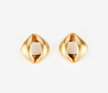 [Monday Edition] Crushed Lump Earrings (20%off)