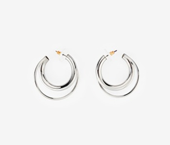 [Monday Edition] Pipe Touched Earrings (20%off)
