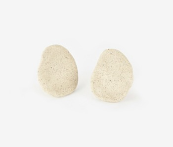 Ceramis Paste Earrings