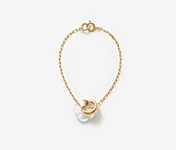 [Monday Edition] Donut Glass Anklet (15%off)