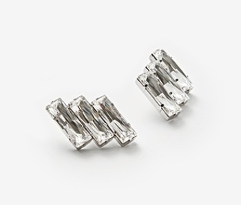 Scales Piece Clip Earrings (15%off)