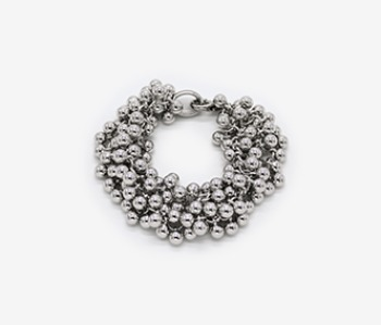 Tiny Ball Bundle Chain Bracelet (10% off) (2주예약배송)